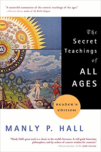 Secret Teachings of All Ages from Deep books