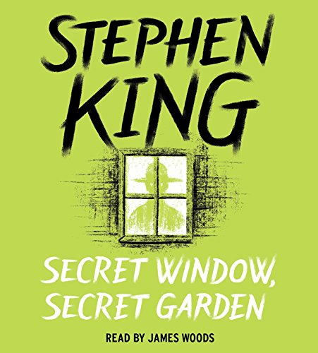Secret Window, Secret Garden from Simon & Schuster