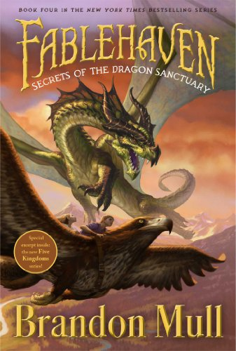 Secrets of the Dragon Sanctuary: 04 (Fablehaven) from Aladdin Paperbacks