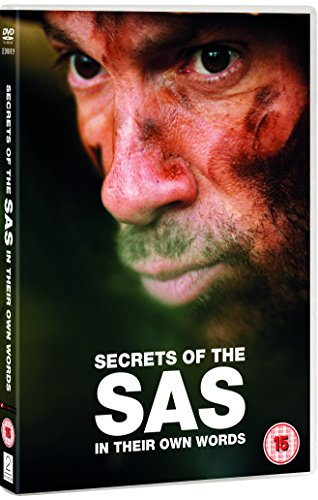 Secrets of the SAS: In Their Own Words [DVD] from 2entertain