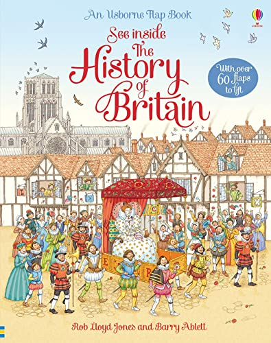 See Inside History of Britain from Usborne Publishing Ltd