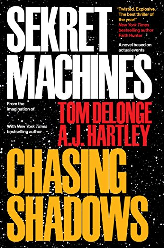 Sekret Machines Book 1: Chasing Shadows from To The Stars