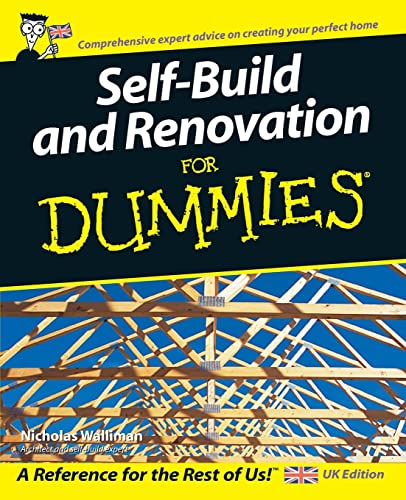 Self Build and Renovation For Dummies from For Dummies
