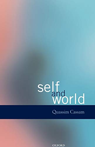 Self and World from Clarendon Press