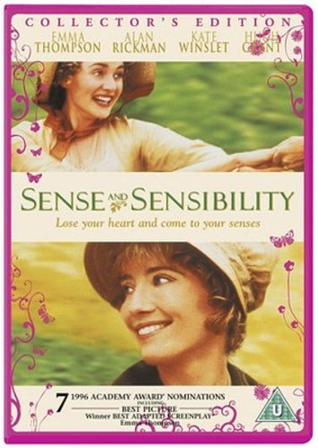 Sense And Sensibility (Collector's Edition) [1996] [DVD] [2002] from Sony