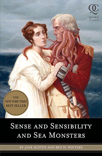 Sense and Sensibility and Sea Monsters from Quirk Books
