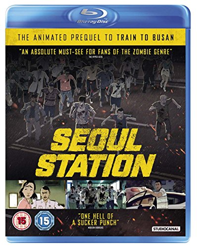 Seoul Station [Blu-ray] [2017] from Studiocanal