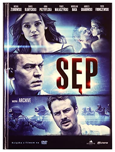 Sep (booklet) [DVD]+[KSIĄŻKA] [Region 2] (IMPORT) (No English version) from Imperial