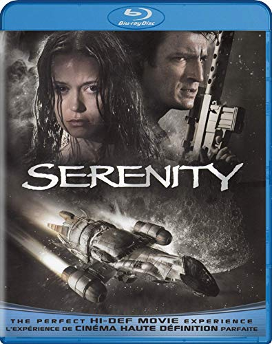 Serenity [Blu-ray] [2005] [US Import] from Universal Home Video