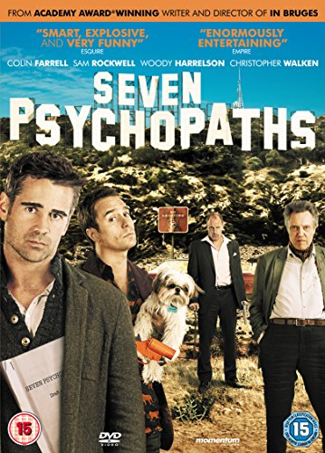 Seven Psychopaths [DVD] from Momentum Pictures