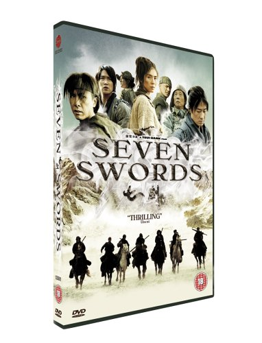 Seven Swords [DVD] (2005) from Entertainment One