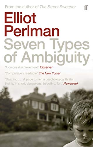 Seven Types of Ambiguity from Faber & Faber