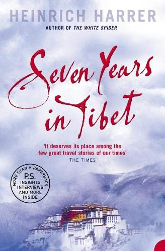 Seven Years in Tibet (Paladin Books) from Harrer, Heinrich
