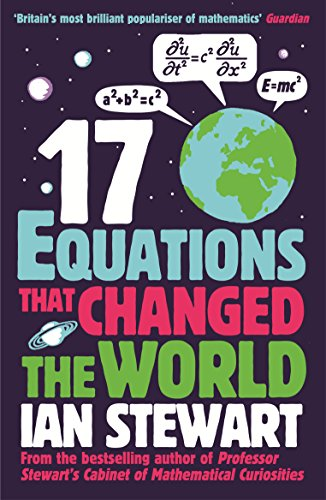 Seventeen Equations that Changed the World from Profile Books