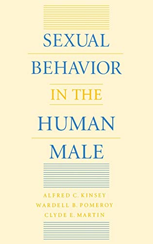 Sexual Behavior in the Human Male from Indiana University Press (IPS)