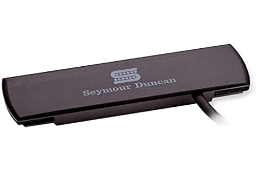 Seymour Duncan SA-3HC-B Acoustic Guitar Pickup - Black from Seymour Duncan