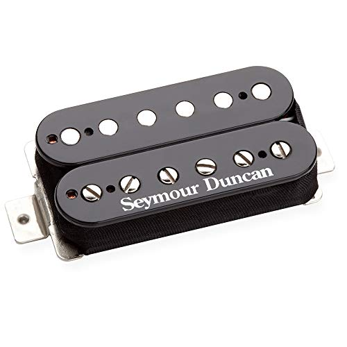 Seymour Duncan STB-1 PG1B Blk Pearly Gates Trembucker Bridge Black from Seymour Duncan