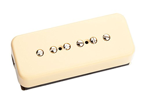 Seymour Duncan Sstk P1B CRE P90 Stack Soapbar Bridge Position Cream from Seymour Duncan