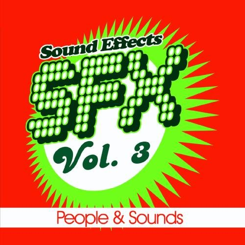 Sfx, Vol. 3 - People & Sounds