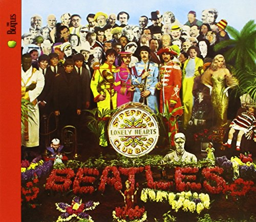 Sgt. Pepper's Lonely Hearts Club Band- Collector's Crate