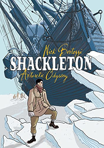 Shackleton from First Second