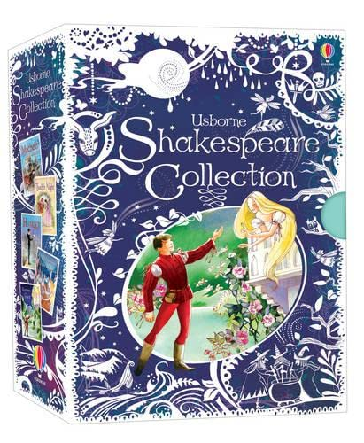 Shakespeare Collection Gift Set (Gift Sets) from Usborne Publishing Ltd