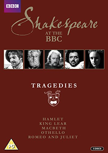 Shakespeare at the BBC: Tragedies [DVD] from 2entertain