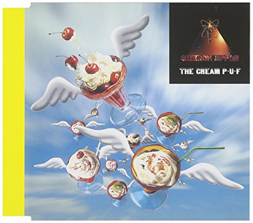 Sharon Apple - The Cream P.U.F [Japan CD] VTCL-60345 from Victor Japan