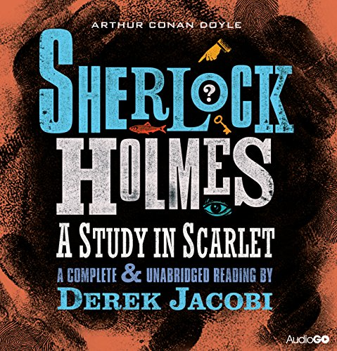 Sherlock Holmes: A Study In Scarlet from BBC Physical Audio