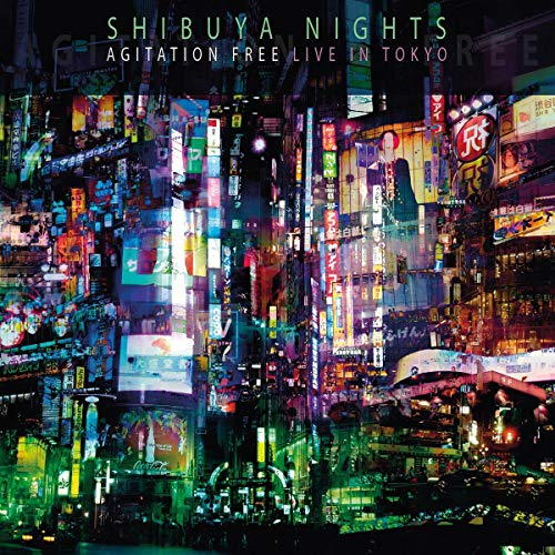 Shibuya Nights - Live In Tokyo 2007 from MADE IN GERMANY