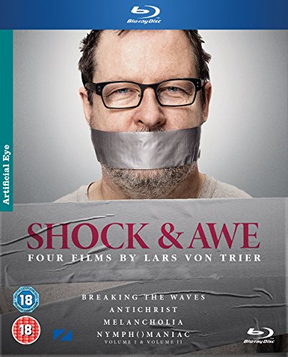 Shock & Awe: Four Films by Lars von Trier [Blu-ray] from Artificial Eye