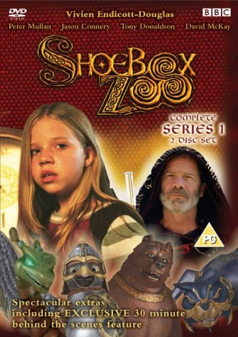 Shoebox Zoo - Series 1 [DVD] [2004] from 2 Entertain Video