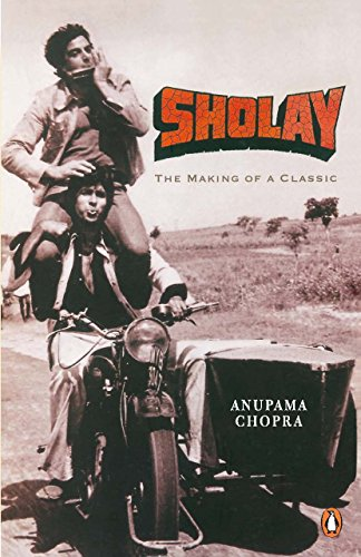 Sholay: The Making of a Classic from Penguin