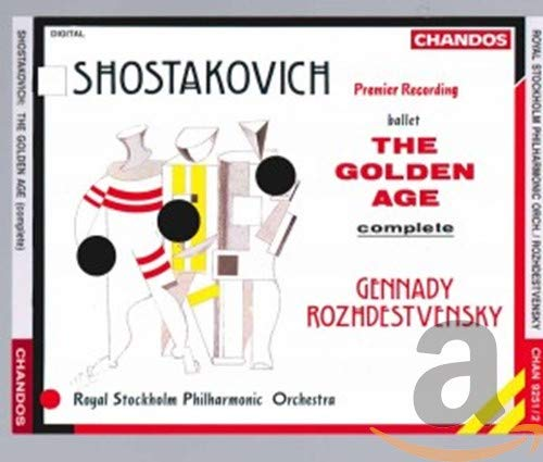 Shostakovich: The Golden Age from CHANDOS GROUP
