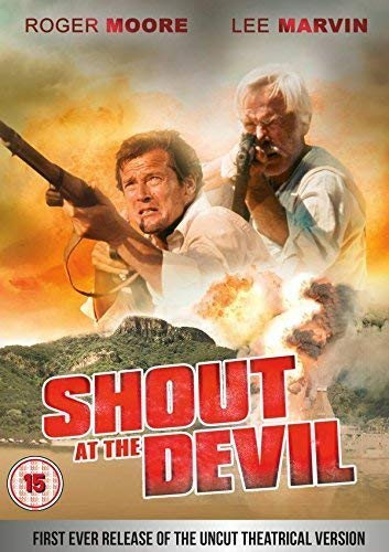 Shout At The Devil - (Full Theatrical Version) [DVD] from Odeon Entertainment