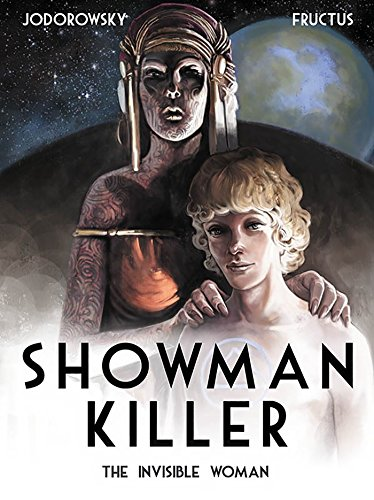 Showman Killer : The Invisible Woman 3 from Titan Comics