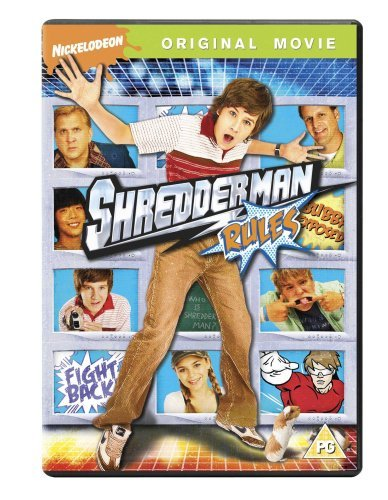 Shredderman Rules! [DVD] [2008] from Sony Pictures Home Entertainment