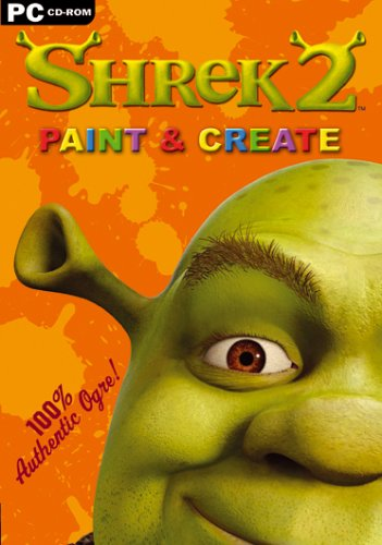 Shrek 2 Paint & Create from Alternative Software