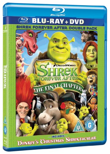 Shrek Forever After: The Final Chapter - Double Play (Blu-ray + DVD) from 20th Century Fox Home Entertainment