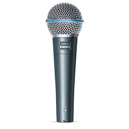 Shure Beta 58 A Microphone Grey from Shure