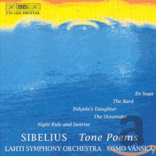 Sibelius: Tone Poems from BIS