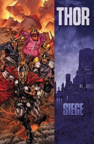 Siege: Thor Premiere HC from Marvel Comics