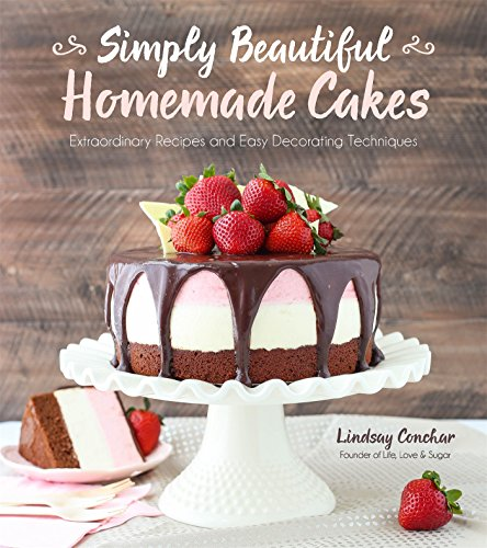 Simply Beautiful Homemade Cakes from Page Street Publishing