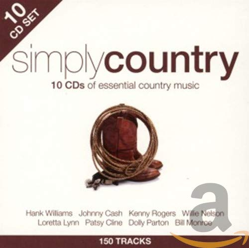 Simply Country from Union Square Music Limited