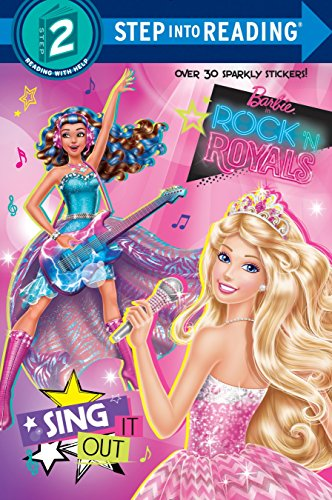 Sing It Out (Barbie in Rock 'n Royals) (Step Into Reading) from Random House Books for Young Readers