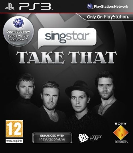 Singstar: Take That (PS3) from Sony
