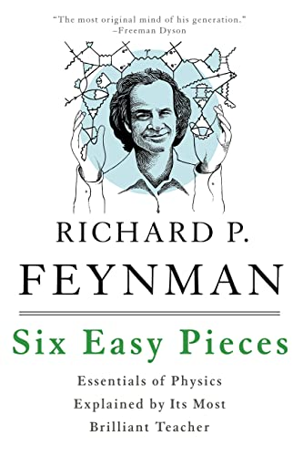 Six Easy Pieces: Essentials of Physics Explained by its Most Brilliant Teacher from INGRAM PUBLISHER SERVICES US