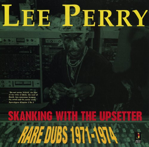 Skanking With the Upsetter [VINYL]