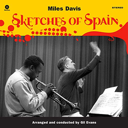 Sketches of Spain [VINYL] from WAX TIME RECORDS