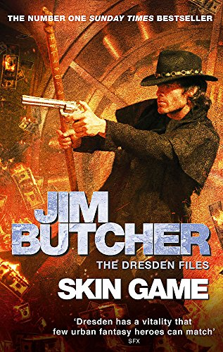 Skin Game: The Dresden Files, Book Fifteen from Orbit
